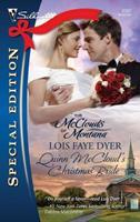 Quinn McCloud's Christmas Bride 0373654898 Book Cover
