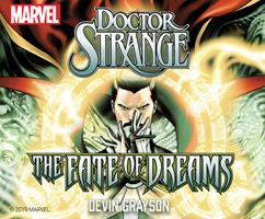 Doctor Strange: The Fate of Dreams 1974978974 Book Cover