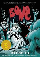 Bone: The Complete Cartoon Epic in One Volume B0095H2FOS Book Cover