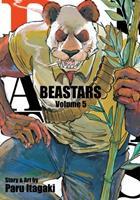 BEASTARS 5 1974708020 Book Cover