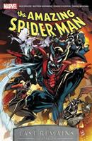 Amazing Spider-Man: Last Remains TPB 1302927795 Book Cover