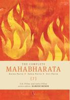 The Complete Mahabharata Vol. 7: Karna Parva, Salya Parva, Stri Parva B01E0EVDTI Book Cover
