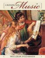 A Blessing of Music 1883211875 Book Cover