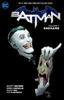 Batman, Volume 7: Endgame B01N9NVHCQ Book Cover