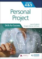 Personal Project for the Ib Myp 4&5: Skills for Success 1510446591 Book Cover