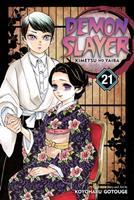 Demon Slayer: Kimetsu no Yaiba, Vol. 21 1974721205 Book Cover