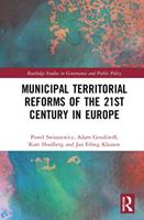 Municipal Territorial Reforms of the 21st Century in Europe 0367894548 Book Cover