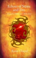 Echoes of Stone and Fire 0645073822 Book Cover