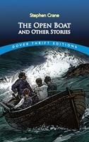 The Open Boat and Other Stories 0486275477 Book Cover