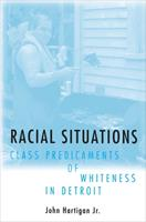 Racial Situations 0691028850 Book Cover