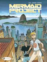 mermaid project Episode 3 1849184127 Book Cover
