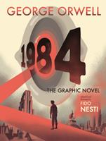 1984: The Graphic Novel 0358359929 Book Cover