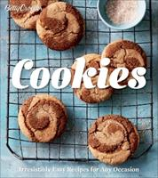 Betty Crocker Cookies: Irresistibly Easy Recipes for Any Occasion Book Cover