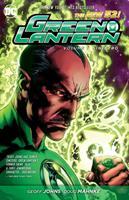 Green Lantern, Volume 1: Sinestro 1401234542 Book Cover