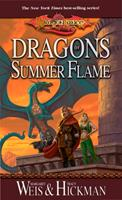 Dragons of Summer Flame 0786905239 Book Cover