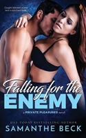 Falling for the Enemy 1505232708 Book Cover