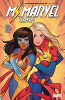 Ms. Marvel Team-Up 1302918311 Book Cover