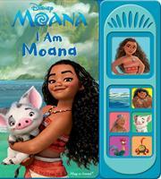 Little Sound Book Moana
