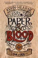 Paper & Blood: Book Two of the Ink & Sigil Series 198482130X Book Cover