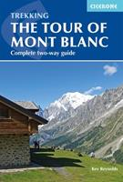 The Tour of Mont Blanc: Complete two-way trekking guide 1786310627 Book Cover