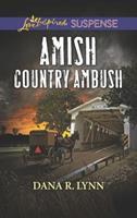 Amish Country Ambush 133549054X Book Cover