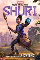 Shuri: A Black Panther Novel 1338585479 Book Cover