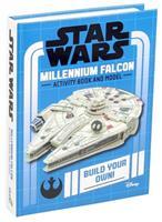 Star Wars: Millennium Falcon Book and Mini Model