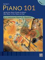 Piano 101 : Book 1 B000J4XA3G Book Cover
