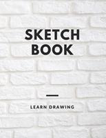 Sketchbook: for Kids with prompts Creativity Drawing, Writing, Painting, Sketching or Doodling, 150 Pages, 8.5x11: Sketchbook Creativity With This Primary Love and Write Drawing of cartoon sketch 1676747125 Book Cover