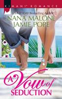 A Vow of Seduction: Hot Night in the Hamptons / Seduced Before Sunrise 0373864655 Book Cover