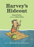 Harvey's Hideout 0590077678 Book Cover