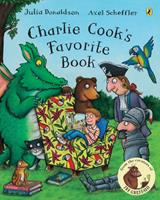 Charlie Cook's Favourite Book 0545110327 Book Cover