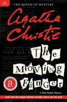 The Moving Finger 0425087964 Book Cover