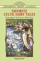 Favorite Celtic Fairy Tales 0486283526 Book Cover