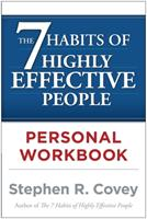 The 7 Habits of Highly Effective People Personal Workbook 0743250974 Book Cover