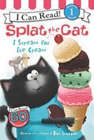 I Scream for Ice Cream 0062294199 Book Cover