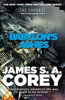 Babylon's Ashes 031633474X Book Cover