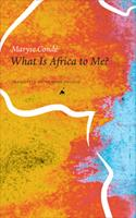 What Is Africa to Me?: Fragments of a True-to-Life Autobiography 0857423762 Book Cover