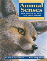 Animal Senses: How Animals See, Hear, Taste, Smell and Feel 1550744259 Book Cover