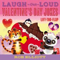 Laugh-Out-Loud Valentine's Day Jokes: Lift-the-Flap 0062991884 Book Cover