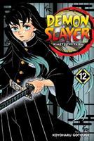 Demon Slayer: Kimetsu no Yaiba, Vol. 12 1974711129 Book Cover