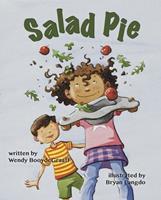 Salad Pie 0991386647 Book Cover