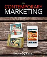 Contemporary Marketing 0030031893 Book Cover