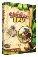 The Adventure Bible: New International Version 0310917611 Book Cover