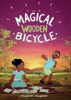 The Magical Wooden Bicycle 0578516896 Book Cover