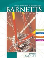 Barnett's Manual: Analysis and Procedures for Bicycle Mechanics (4 Vol. Set) 1884737862 Book Cover