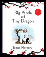 Big Panda and Tiny Dragon 1647225124 Book Cover