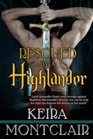 Rescued by a Highlander 149106739X Book Cover