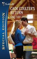 Cade Coulter's Return 0373655568 Book Cover
