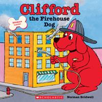 Clifford The Firehouse Dog (Clifford) 0545215803 Book Cover